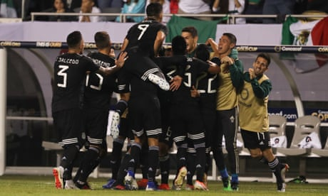 Jonathan dos Santos's strike seals Gold Cup final win for Mexico over USA