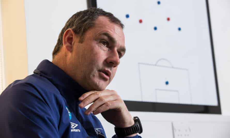 Derby's manager Paul Clement