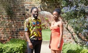 Ifeyinwa and Emeka Federick