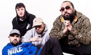 MC Grindah along with DJ Beats, Steves and Chabuddy G show there's still plenty of mileage in the Kurupt FM gag.