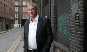 Simon Willis, Change.org's new British managing director for Europe.