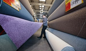 Carpetright store in Guildford