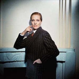 As Victoria Grant in Victor/Victoria.