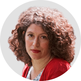 Charlotte Mendelson. Circular panelist byline. DO NOT USE FOR ANY OTHER PURPOSE!