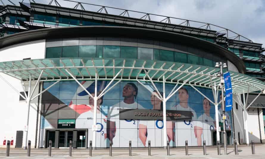 An external view of Twickenham