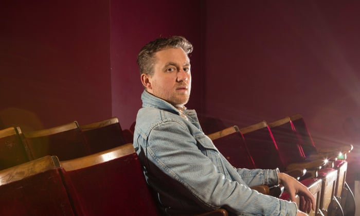 How Michael Pearce went from chugger to director of serial