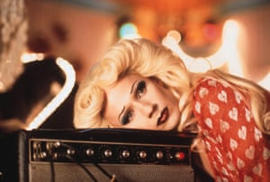 John Cameron Mitchell originated the lead role in the rock musical Hedwig and the Angry Inch in an off-Broadway show, then played the role on screen in 2001.