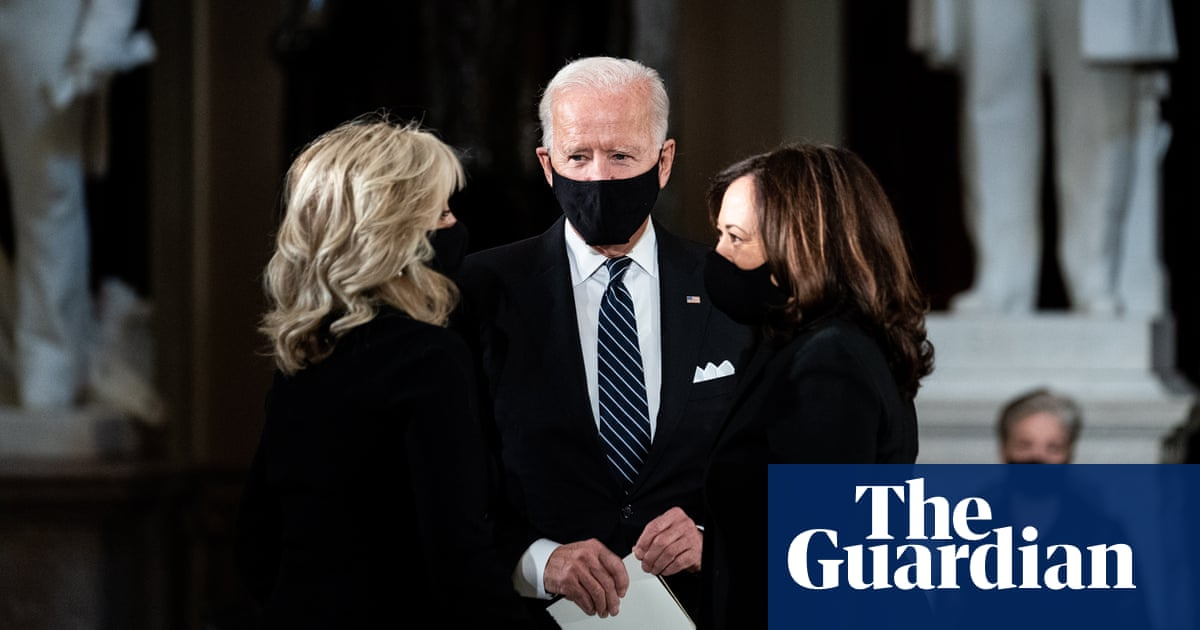 Joe Biden's inner circle: meet the new president's close-knit team – The Guardian