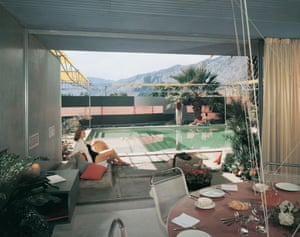 Frey Residence I by Albert Frey, Palm Springs, California, 1956