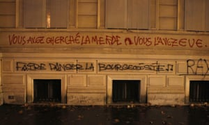 Make the bourgeouisie dance
