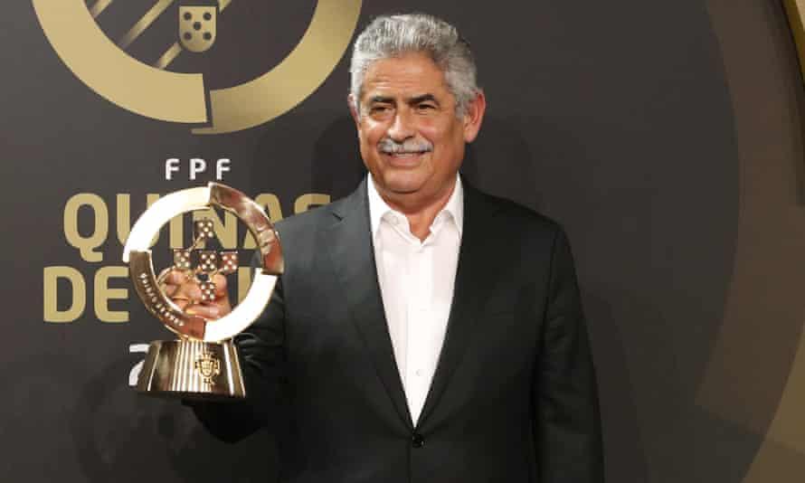 Luís Filipe Vieira, pictured in September 2019.