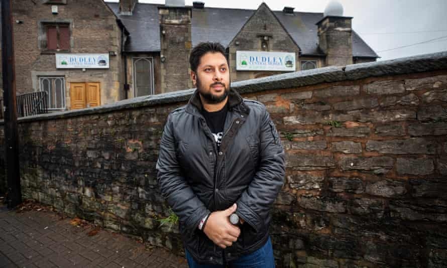 Shaz Saleem is head of the Dudley Private Hire and Taxi Association.