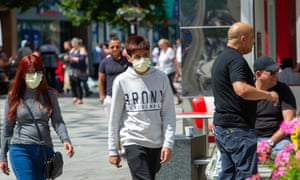 The rapidly changing guidelines around mask-wearing have confused everyone.