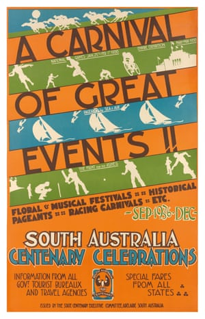 Designer unknown A Carnival of Great Events!! / South Australia Centenary of Celebrations, 1936.
