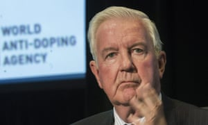 The conduct of the Wada president, Sir Craig Reedie, was called into question in the letter, citing a conflict of interest given his dual role as a vice-president of the IOC.