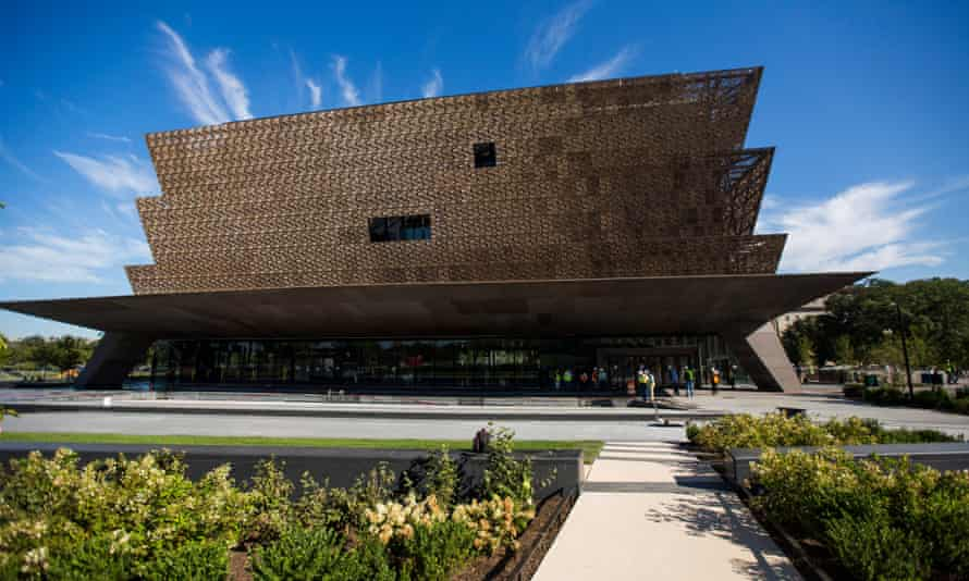 The National Museum of African American History and Culture in Washington, DC.