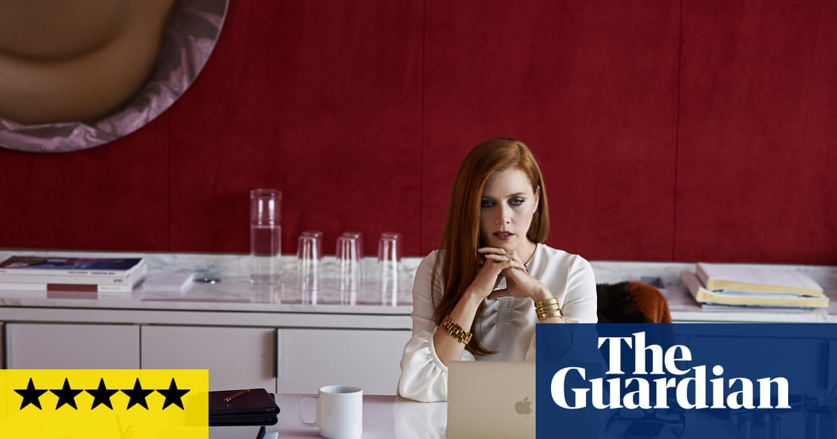268af3e6dd63 Nocturnal Animals review – Tom Ford s deliciously toxic tale of revenge