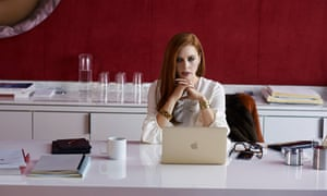 Cherry bomb of rage … Amy Adams as Susan in Nocturnal Animals.