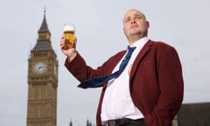 Al Murray, aka the Pub Landlord, was a contemporary of Tony Brennan at university.