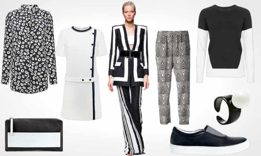 Monochrome fashion