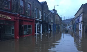 crowdfunding to get flooded calderdale businesses out of deep water