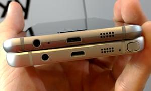 Samsung Galaxy S6 Edge+ and Galaxy Note 5