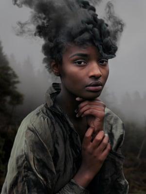 David Uzochukwu, Wildfire, 2015