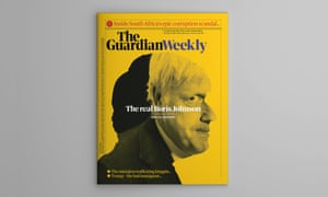 Guardian Weekly cover 19 July 2019