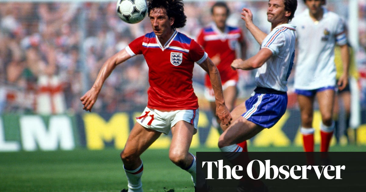 Paul Mariner, former Ipswich and England striker, dies aged 68