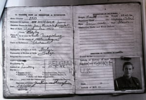 Van Risseghem's wartime documents.