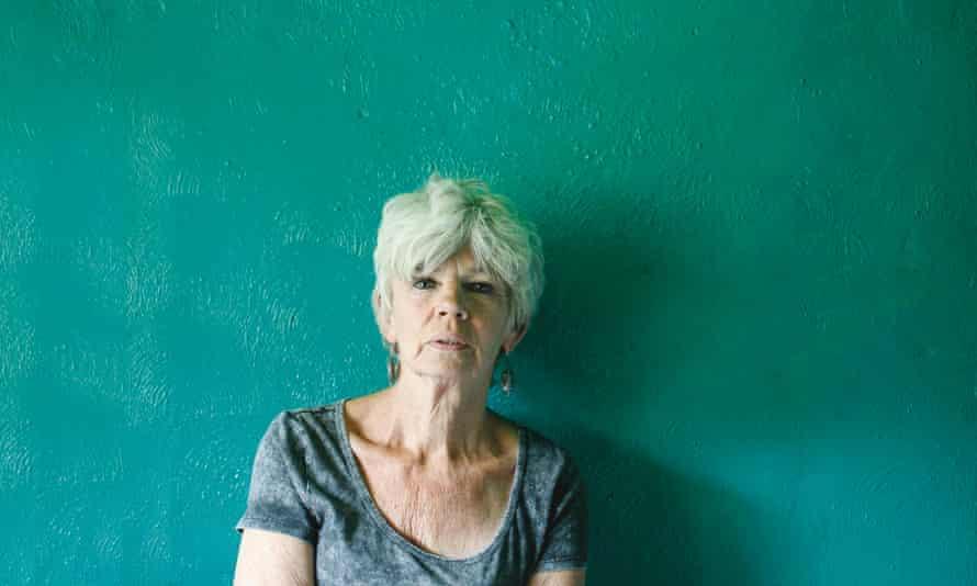 Poet Joan Johnston
