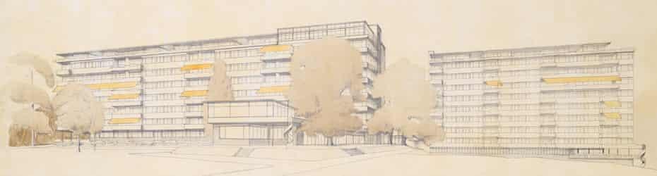 Seductive … Gropius's design for Isokon 3, Windsor.
