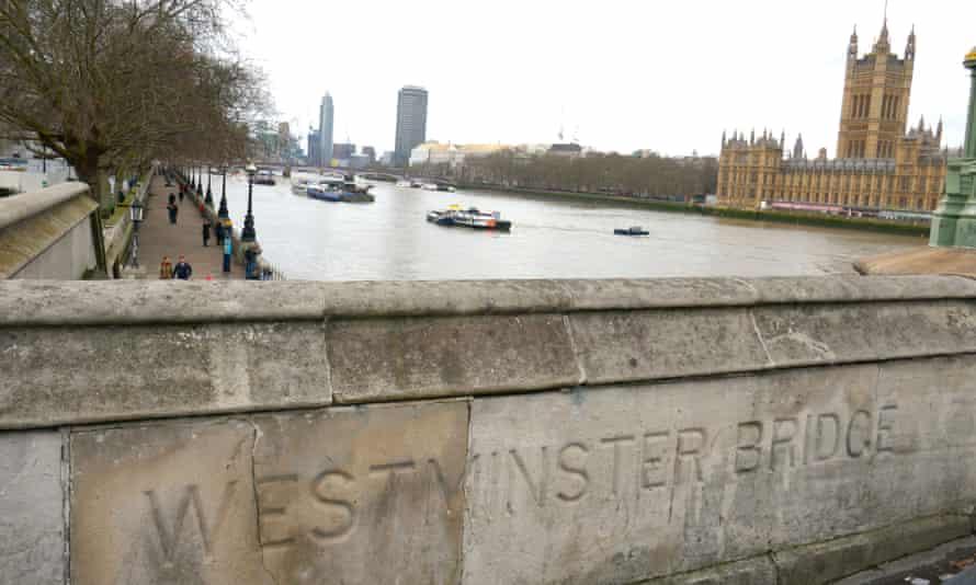 Westminster Bridge, London, UK.