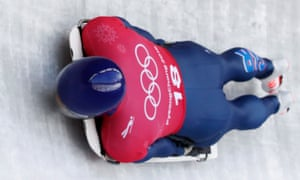 Great Britain's Dom Parsons – ranked 12th in the world – raised eyebrows by recording the quickest time in the second run on the first day of practice while wearing the skinsuit.