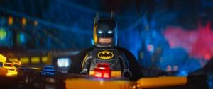 Narcissist … The Lego Batman Movie, 2017.