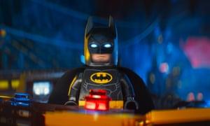 The Lego Batman Movie.