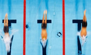Swimming has had its share of controversies