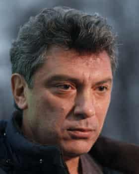 Boris Nemtsov in 2011