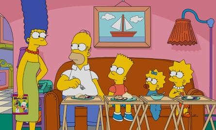 The Simpsons .