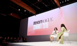Teen Vogue has increasingly been heralded as a 'woke outlet', transforming in the years since Donald Trump was elected president into a more political publication.