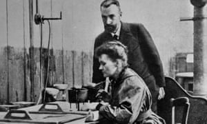 Pioneers such as Marie Curie, pictured, are well known, but the less celebrated contributions of women such as Hilda Petrie, Charlotte Murchison and Margaret Murray remind us how far women have come in the fight for equality.