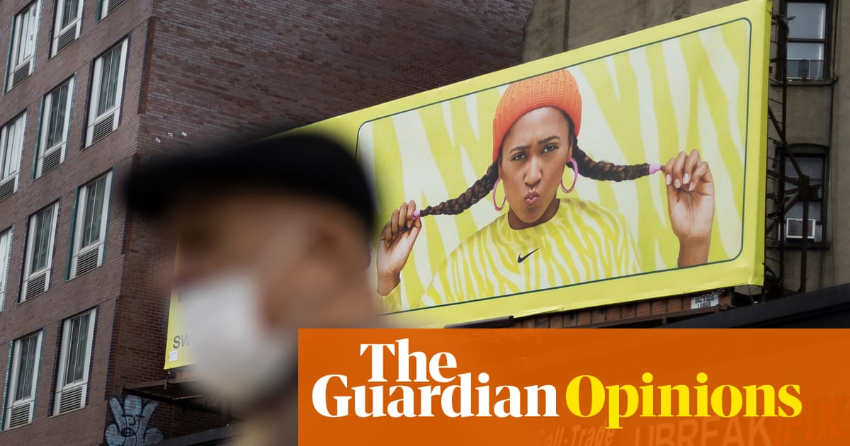 Mental health struggles are ubiquitious. We are all Naomi Osaka now