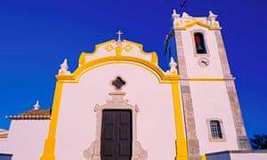 Church Igreja Matriz, Vila do Bispo, Sagres natural park