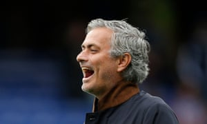 José Mourinho has the last laugh.
