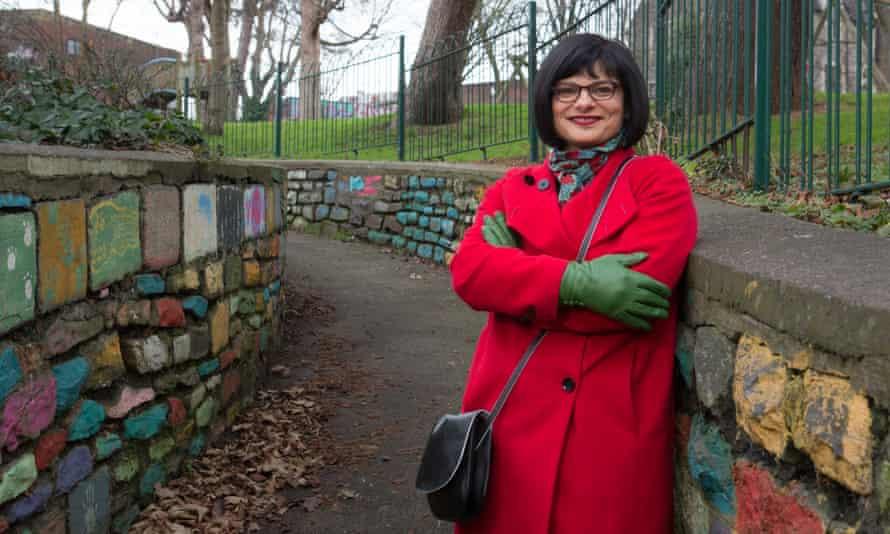 Thangam Debbonaire in her Bristol constituency .
