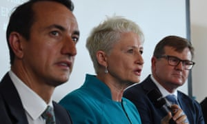 Dave Sharma (Liberal), Kerryn Phelps (independent) and Tim Murray (Labor) are the leading candidates for Saturday's Wentworth byelection.