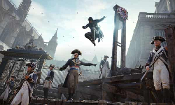 Quick Reminder That Assassins Creed Unity Is Currently Free