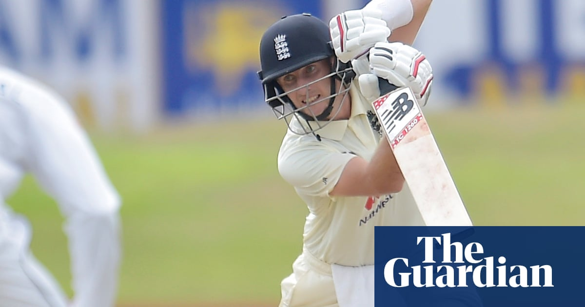 I did a lot of talking: Joe Root puts words into deeds with Galle century