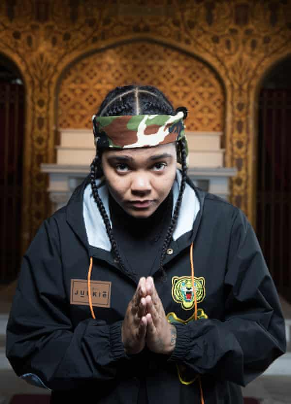 Young MA in Yonkers.