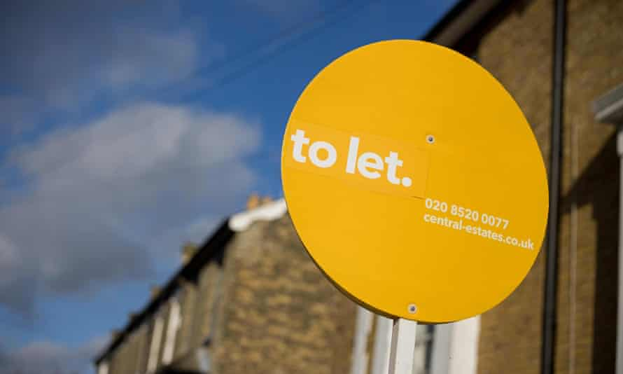 Hamptons said rents in inner London were down by 14.9% year on year as landlords slashed costs to attract tenants.
